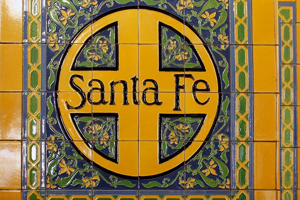 Santa Fe Depot - May, 2010