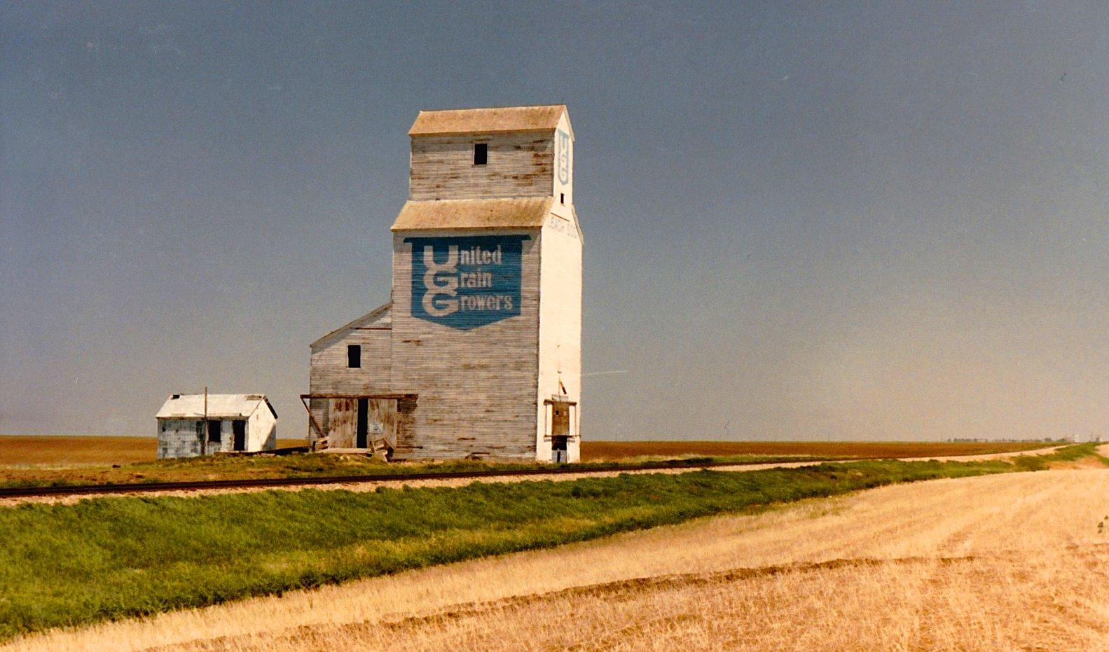 Leach Siding, Saskatchewan