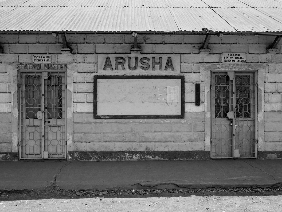 Last Train to Arusha