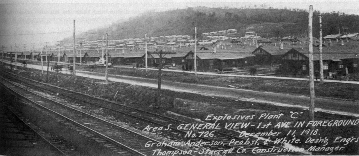 Railroad Town:<BR />  Nitro, West Virginia