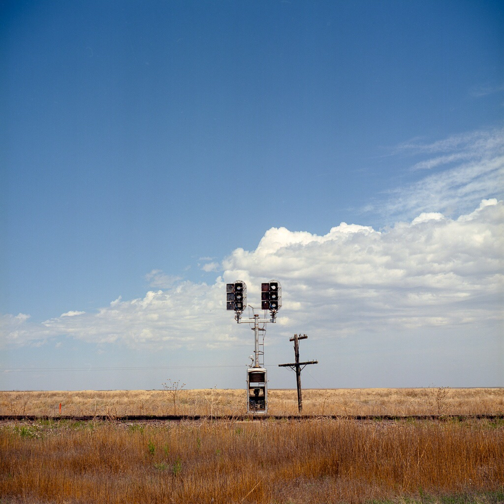 Old Signals - Towner Line near Haswell, CO - May 7th, 2016
