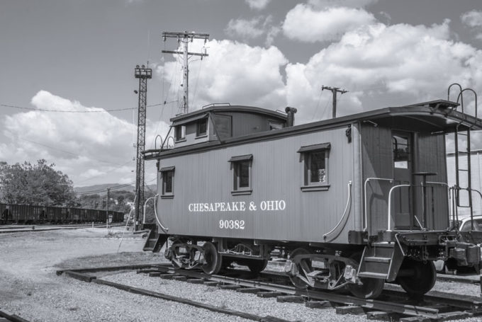 Railroad Town: Clifton Forge, Virginia - The Trackside ...