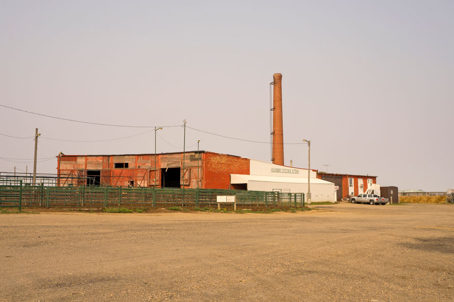 A Quiet Day in Assiniboia
