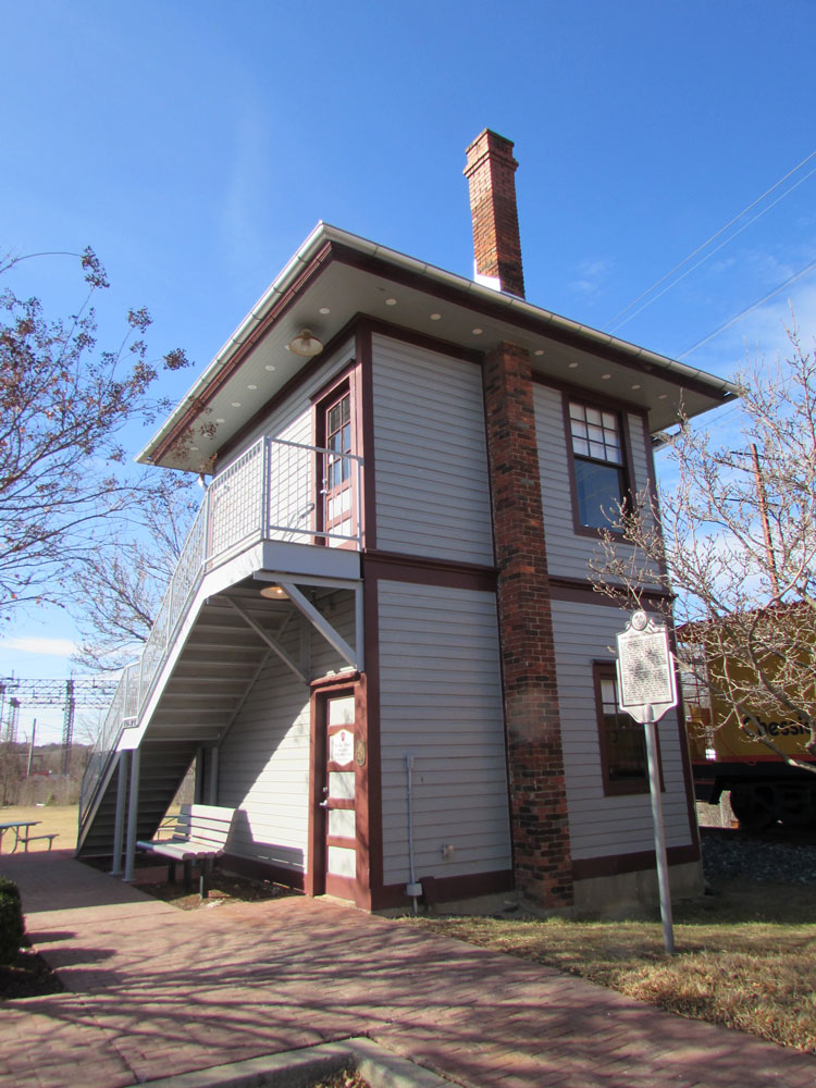 Railroad Town:<br/>Bowie , Maryland