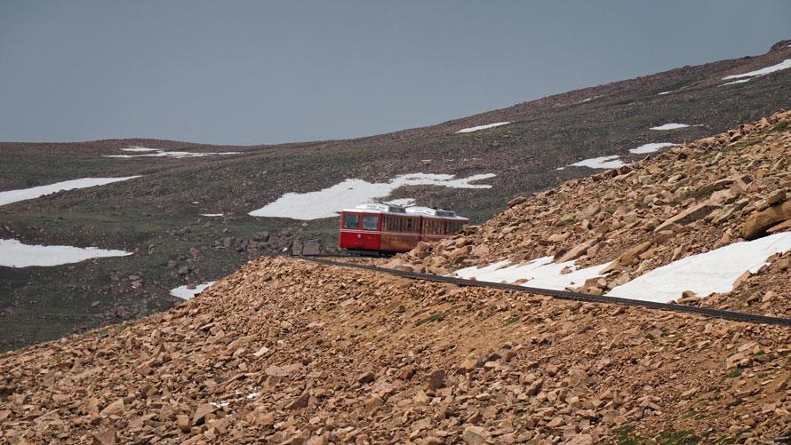 Last Train to Pikes Peak