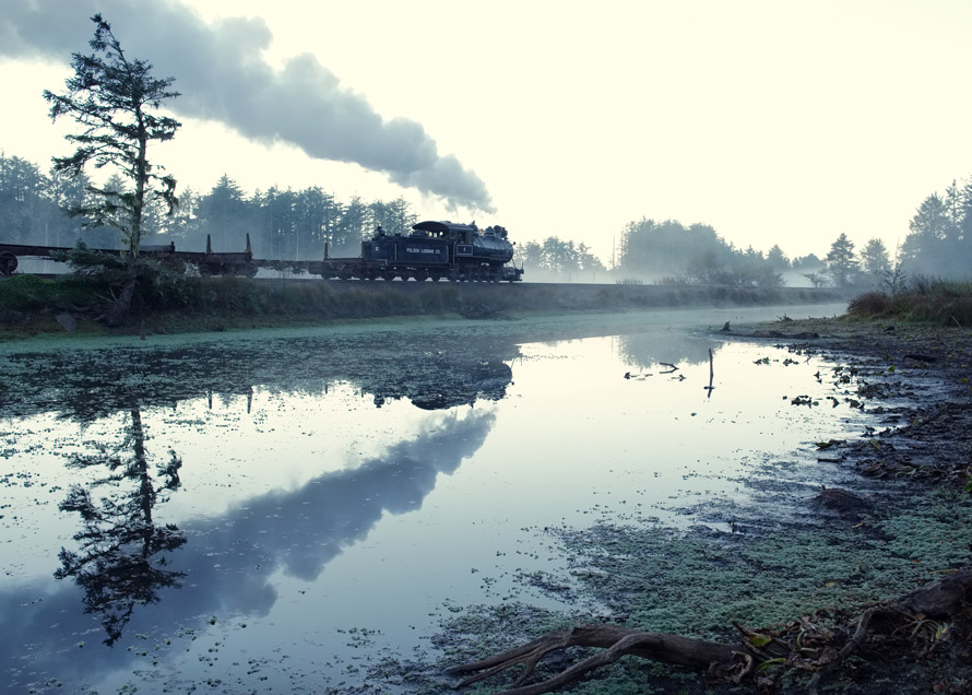 Anatomy of a Photograph<br/>The Oregon Coast Scenic Railroad