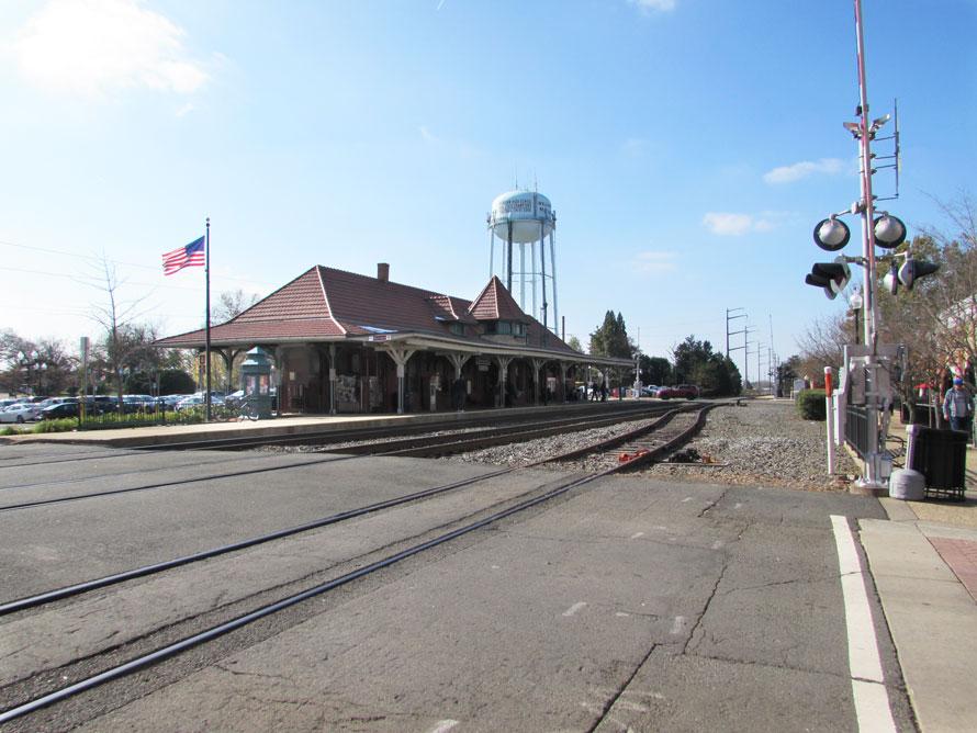 Railroad Town:<br/> Manassas, Virginia